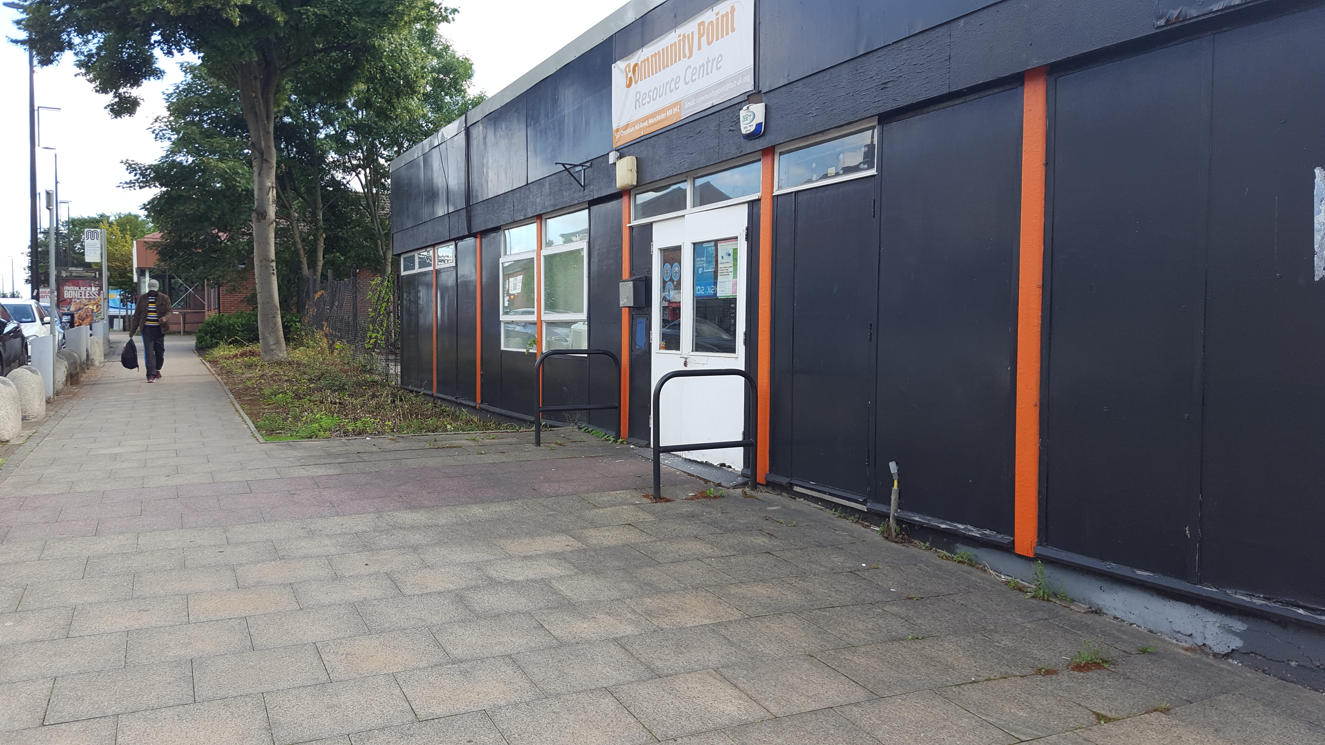 Community Point Resource Centre building